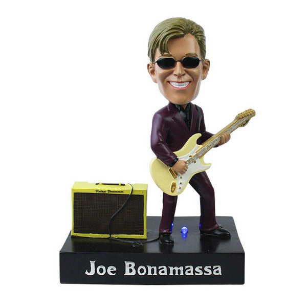 Blonde Stratocaster Collector's Edition Bona-Bobble