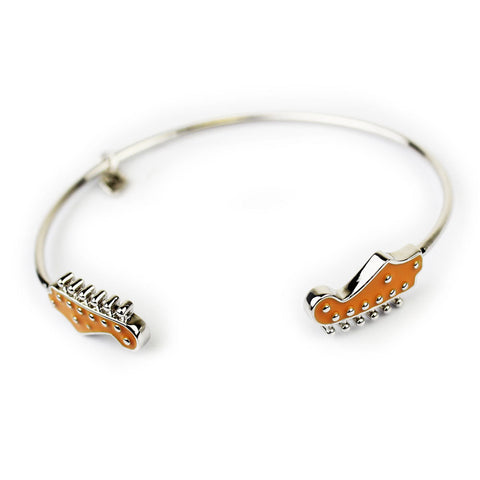 Blonde Fender Guitar Bracelet