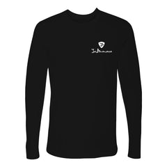 Blues Rock Long Sleeve (Men) - Black
