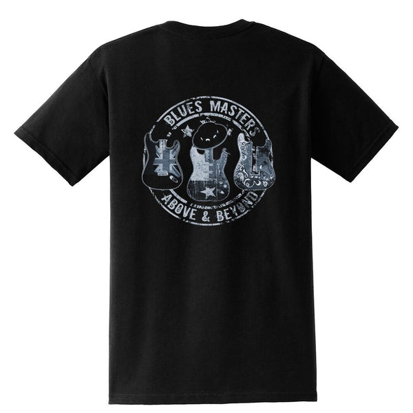 Tribut - Blues Masters Pocket T-Shirt (Unisex)