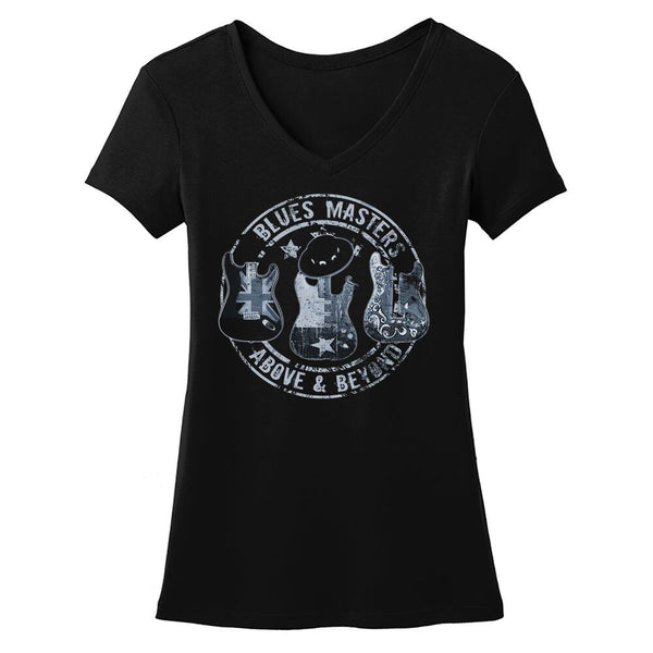 Tribut - Blues Masters V-Neck (Women)