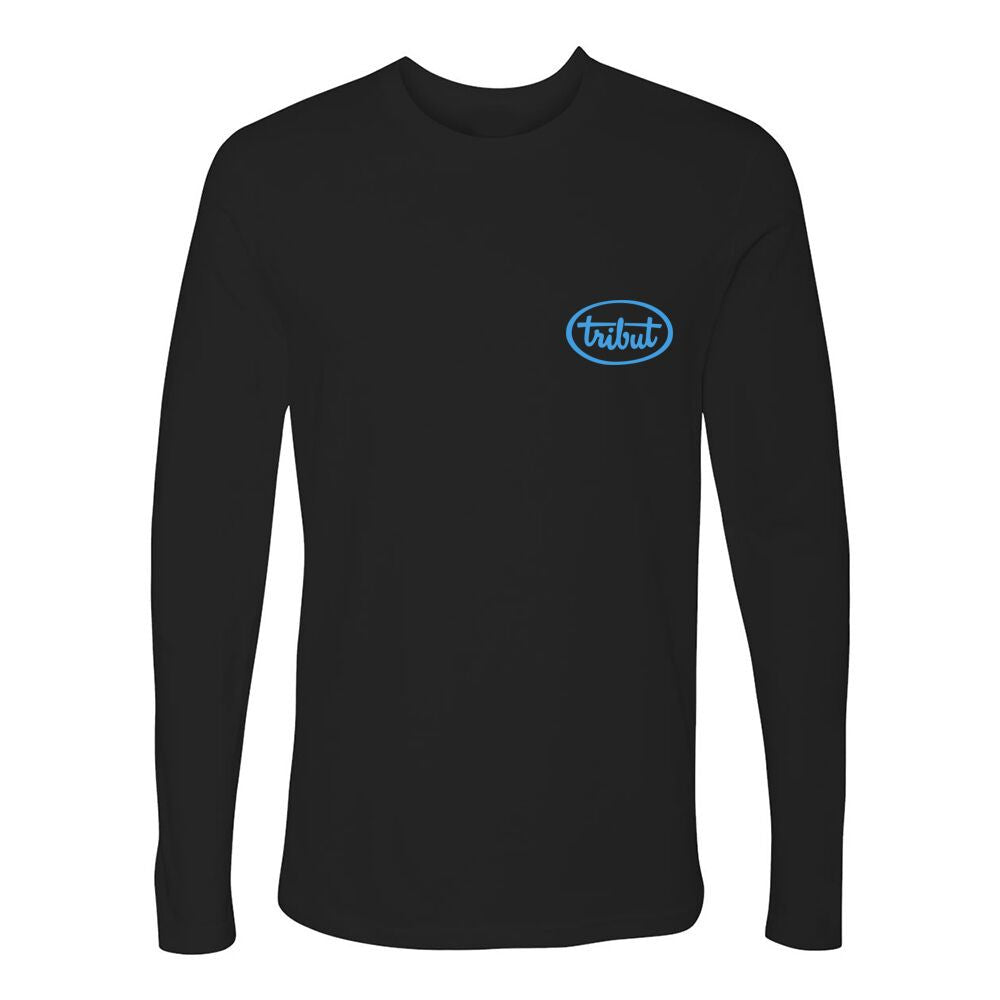 Tribut - Blues on the Rocks Long Sleeve (Men)