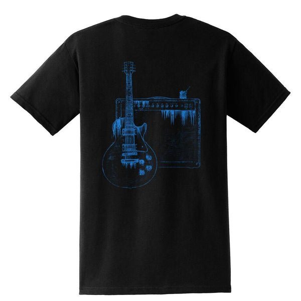 Tribut - Blues on the Rocks Pocket T-Shirt (Unisex)