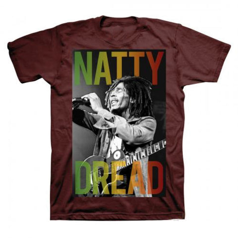 Bob Marley - Natty Dread T-Shirt (Men)