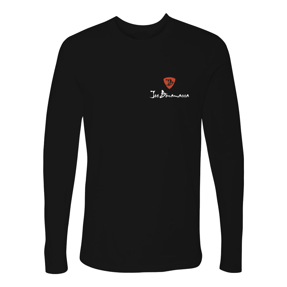 Bona-Fide Headstock Long Sleeve (Men) - Black