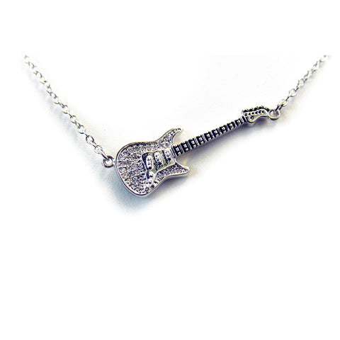 Bona-Fide Guitar Necklace