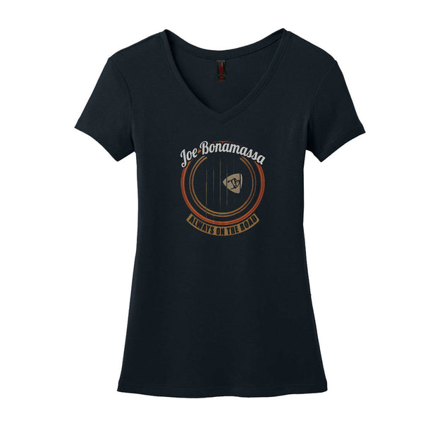Bona-Fide Troubadour Patch V-Neck (Women)