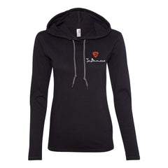 Bona-Fide Headstock Hooded Long Sleeve (Women)