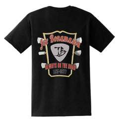 Bona-Fide Headstock Pocket T-Shirt (Unisex)