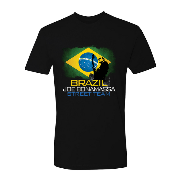 Joe Bonamassa World Shirt: Brazil
