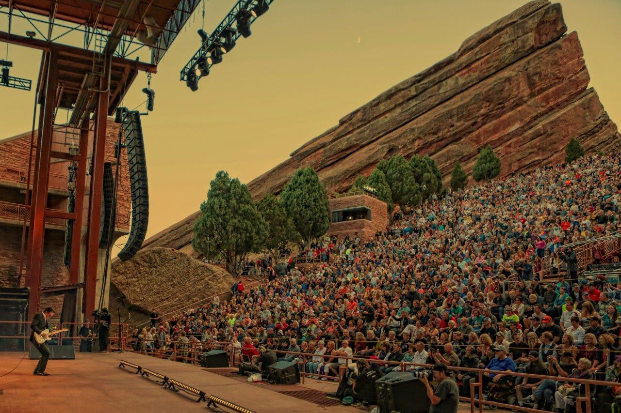 Joe Bonamassa Live in Concert at Red Rocks - Ritz Hotel & Ticket Package (2 Night Stay)