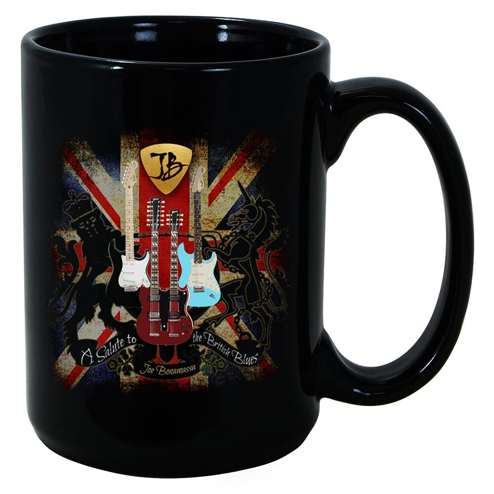 A Salute to the British Blues Mug