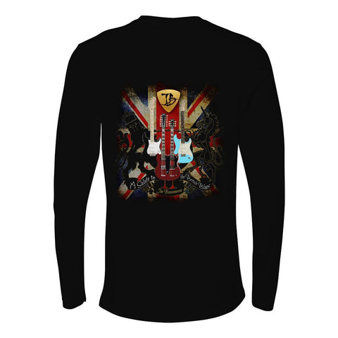 A Salute to the British Blues Long Sleeve (Men)
