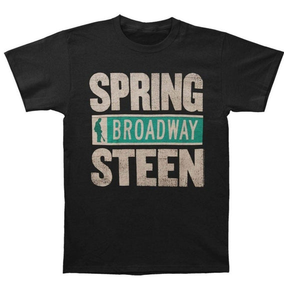 Bruce Springsteen - Spring Broadway Steen T-Shirt