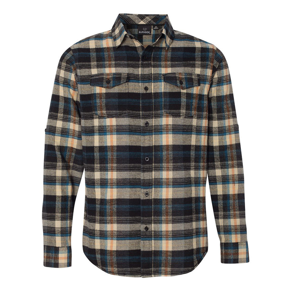 Genuine Flannel Long Sleeve (Men) - Dark Khaki