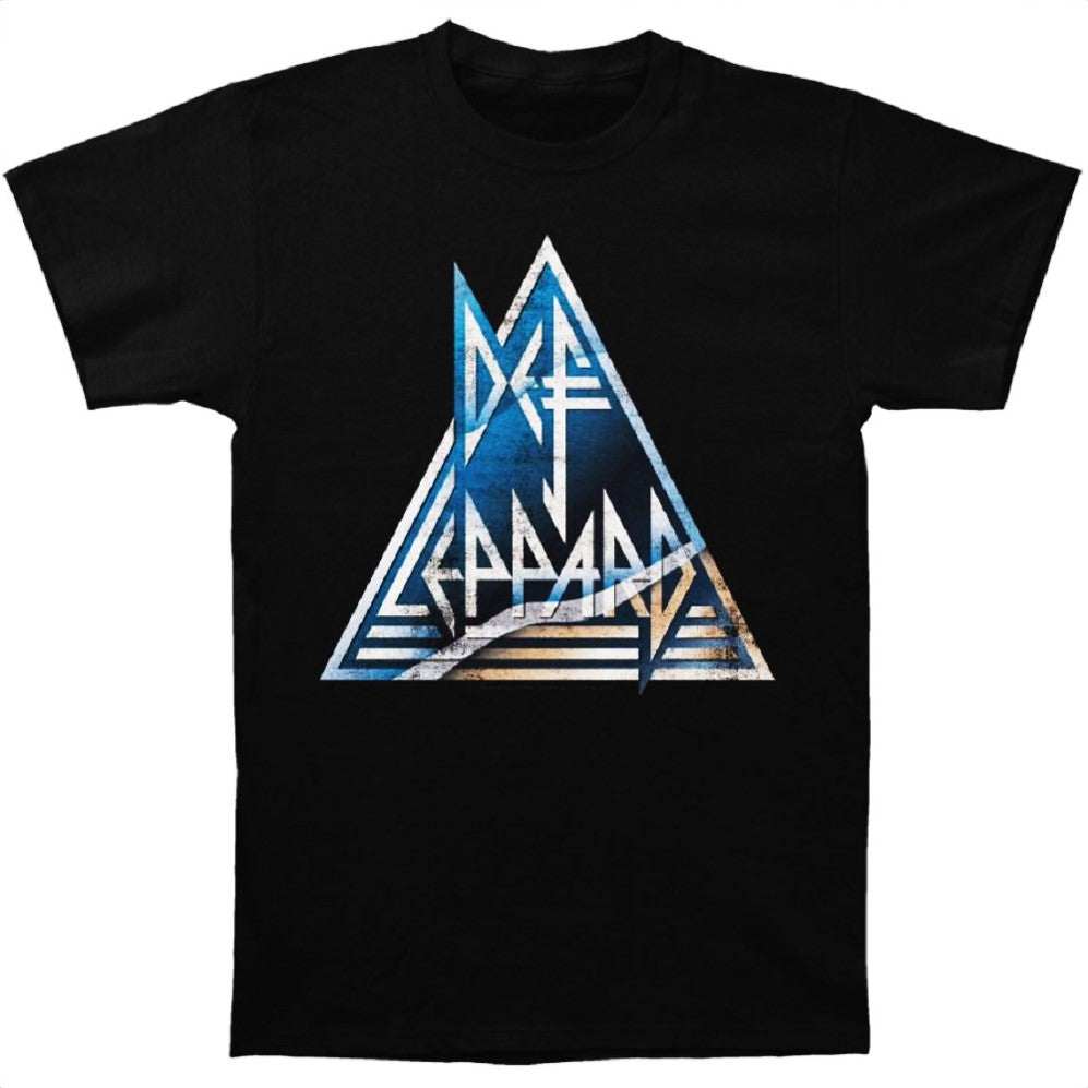 Def Leppard - Rock Brigade T-Shirt (Men)