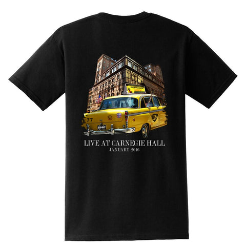 """Carnegie Hall, Please!"" Pocket T-Shirt (Unisex) ***PRE-ORDER***"