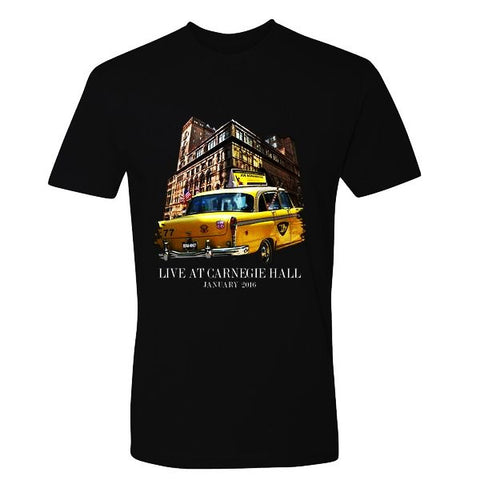 """Carnegie Hall, Please!"" T-Shirt (Unisex) ***PRE-ORDER***"