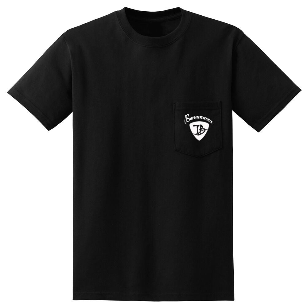 """Carnegie Hall, Please!"" Pocket T-Shirt (Unisex)"