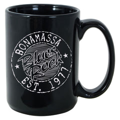 Classic Blues Rock Mug