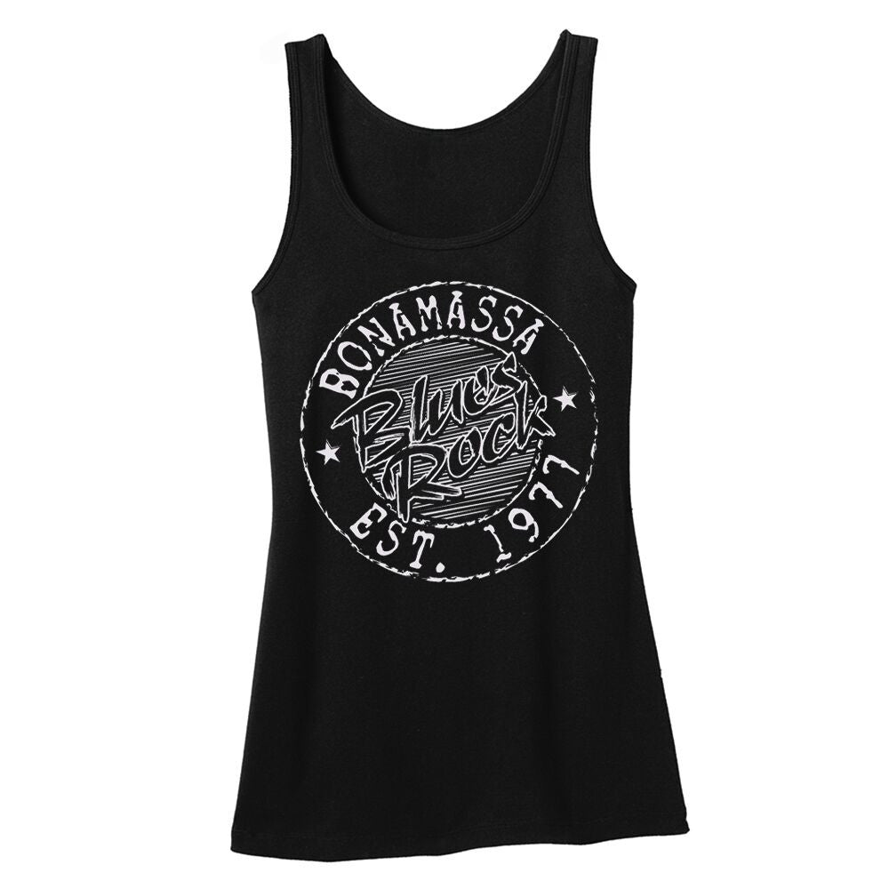 Classic Blues Rock Tank (Women)