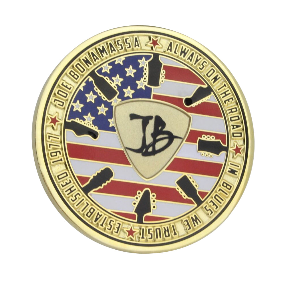 The Crossroads Challenge Coin - Limited Edition (100 pieces)