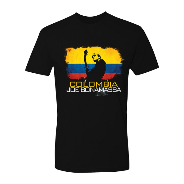 Joe Bonamassa World Shirt: Colombia