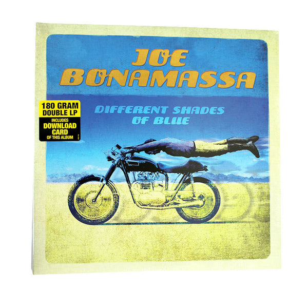Joe Bonamassa: Different Shades of Blue (Vinyl) (Released: 2014)