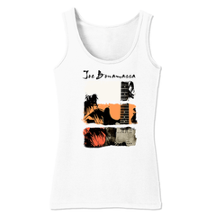 Shades of Summer Blues Tank (Women) - White
