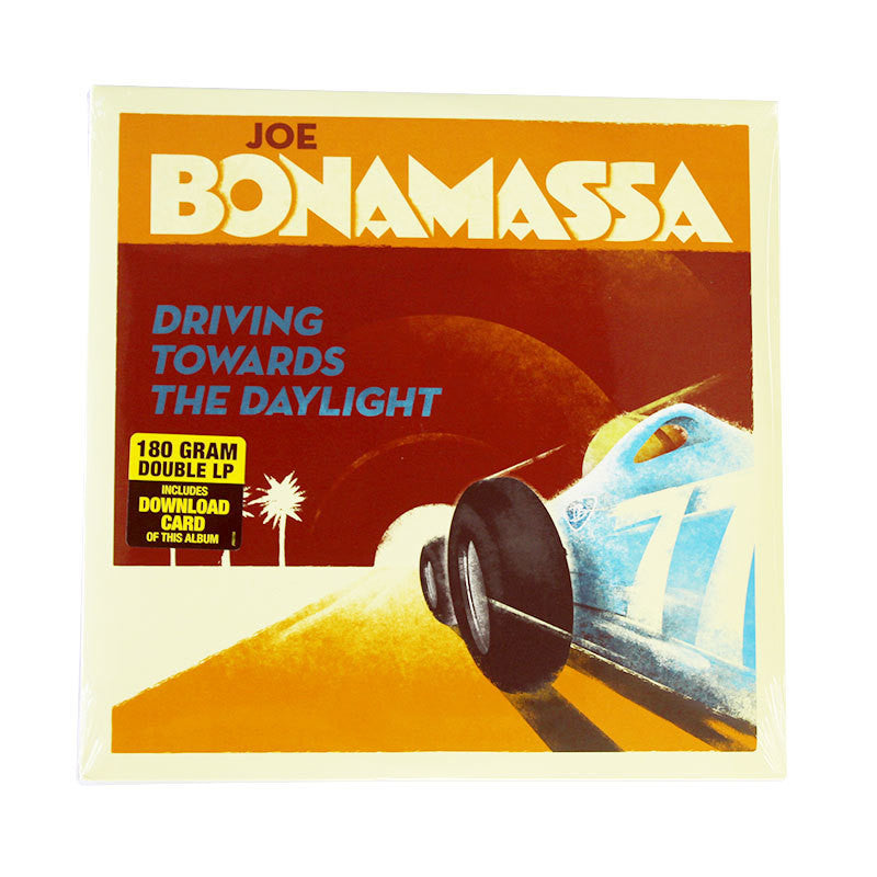 Joe Bonamassa: Driving Towards the Daylight (Vinyl) (Released: 2012)
