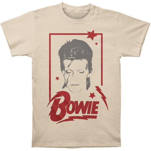 David Bowie - Aladdin Frame T-Shirt (Men)
