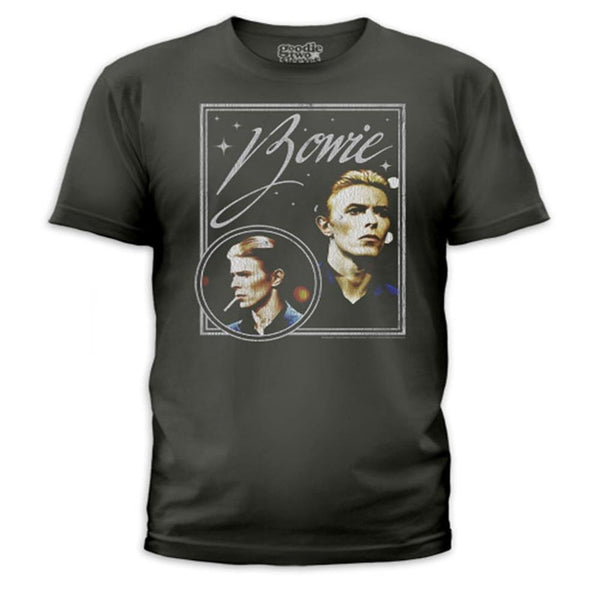 David Bowie - Vision T-Shirt (Men)