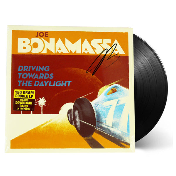 Joe Bonamassa: Driving Towards the Daylight (Vinyl) (Released: 2012) - Hand-Signed
