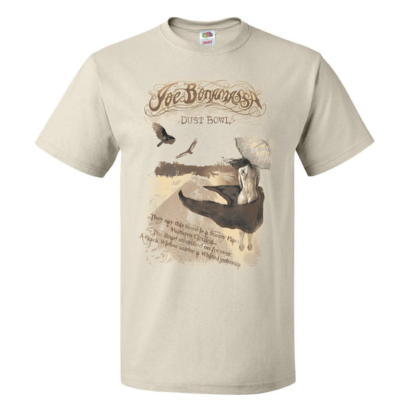 Dust Bowl Mystic T-Shirt (Unisex)