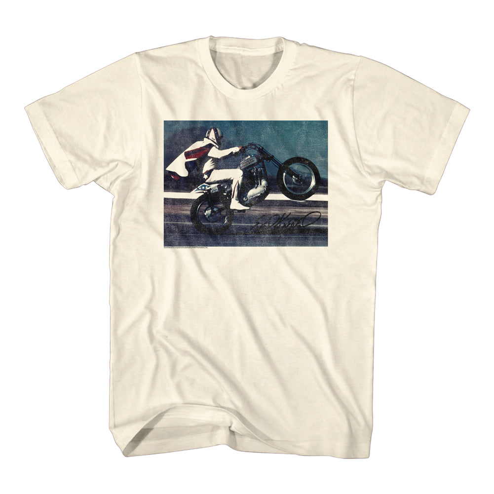 Evel Knievel - Live T-Shirt (Men)