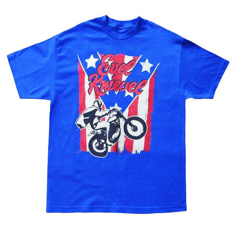 Evel Knievel - Spangled T-Shirt (Men)