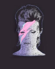 David Bowie - Aladdin Photo T-Shirt (Men)