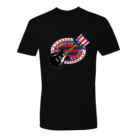 Vote for the Blues T-Shirt (Unisex) - Black
