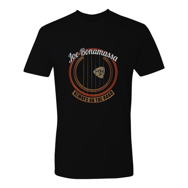Bona-Fide Troubadour Patch T-Shirt (Unisex)