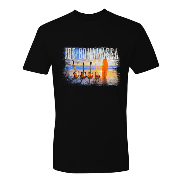 Bonamassa's Sunset Blues T-Shirt (Unisex)