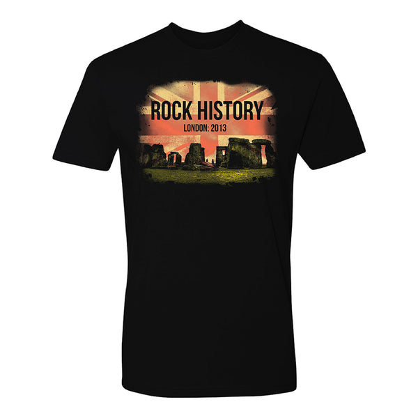 London Rock History 2013 T-Shirt (Unisex)
