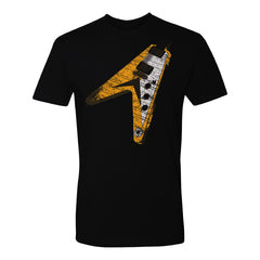 JB Vintage Guitar T-Shirt - 1983 Gibson Flying V (Unisex)