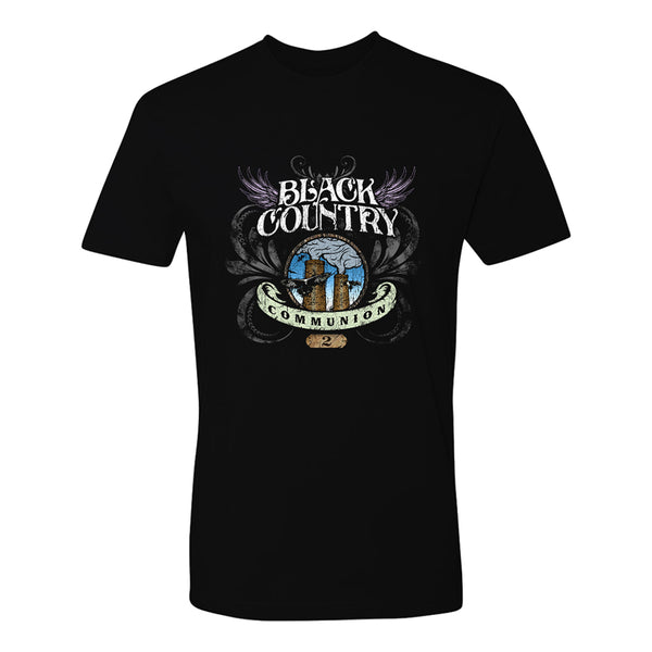 Black Country Communion 2 T-Shirt (Unisex)