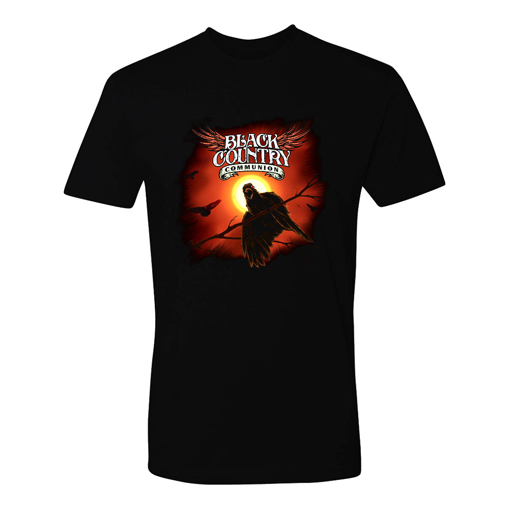 Black Country Communion Afterglow T-Shirt (Unisex)
