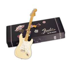 "Joe Bonamassa Signature ""1956 Blonde Fender Stratocaster"" Mini Guitar Replica Collectible"