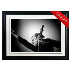 "#3 ""Flying V"" - Joe Bonamassa Collectible Litho"