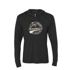 Genuine Long Sleeve & Hoodie (Unisex) - Vintage Black