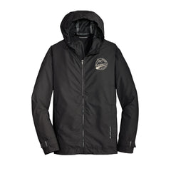 Genuine Port Authority Slicker Rain Jacket (Men) - Black