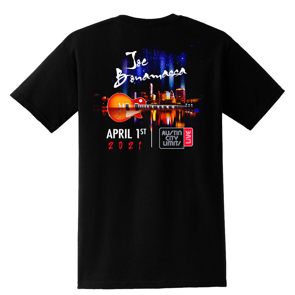 ACL Live Skyline Pocket T-Shirt (Unisex)
