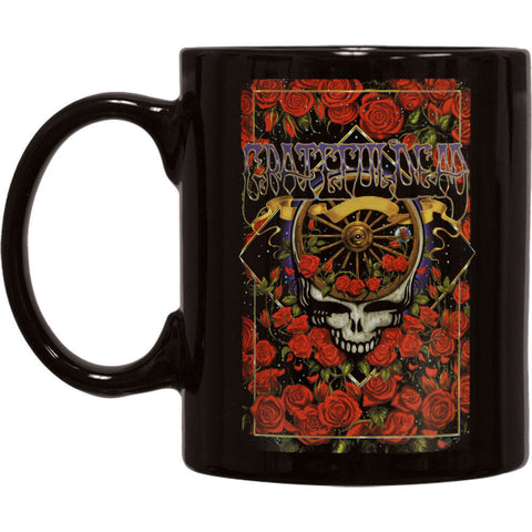 Grateful Dead - Retro Steal Your Face Mug